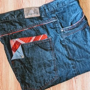 Red Ape Mens Shorts Size 44